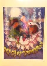 framed print Seguin